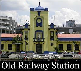 Old Railway Station, Johor Bahru