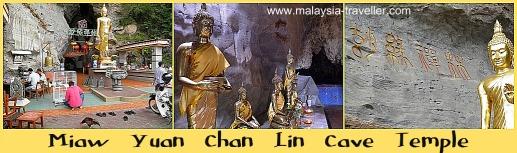 Miaw Yuan Chan Lin Cave Temple, Ipoh