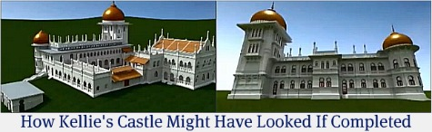 Could Kellie's Castle have looked like this when finished?