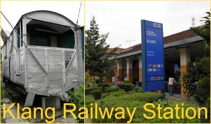 KTM Komuter Railway Station, Klang