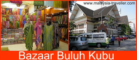 Bazaar Buluh Kubu, Kota Bharu