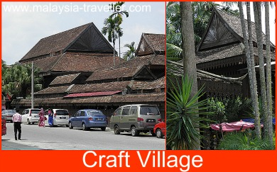 Handicraft Village, Kota Bharu