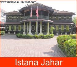 Istana Jahar, Kota Bharu