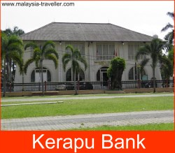 Kerapu Bank (World War Museum), Kota Bharu