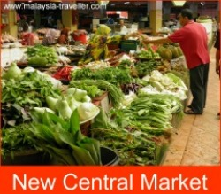 New Central Market, Kota Bharu