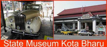 Kelantan State Museum, Kota Bharu