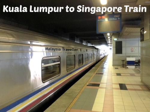how to travel from kuala lumpur to langkawi by train