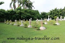 Cemetery Kuala Kangsar