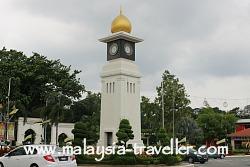 Clock Tower Kuala Kangsar
