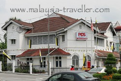 Post Office Kuala Kangsar