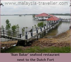 Restoran Ikan Bakar Fort Supai