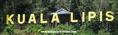 Kuala Lipis Sign