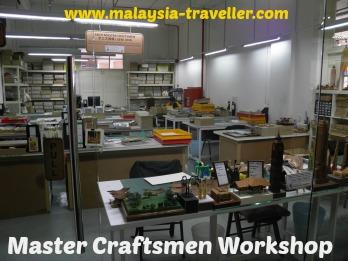 Master Craftsmen Workshop at Kuala Lumpur City Gallery