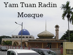 Masjid Yam Tuan Radin, Kuala Pilah