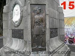 Brooke Memorial, Kuching