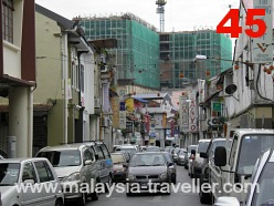 Carpenter Street, Kuching