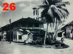 Old Fire Station, Kuching