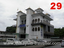 Gurdwara Sahib, Kuching