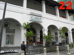 The 'Japanese Building', Kuching
