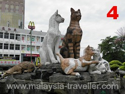Another Cat Statue,Kuching