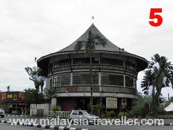 Khatulistawa Restaurant, Kuching