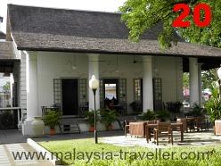 Former Native Court, Kuching