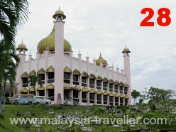Old State Mosque, Kuching