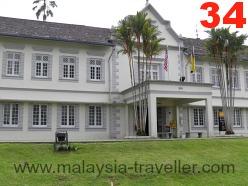Sarawak Museum, old block, Kuching
