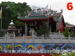Tua Pek Kong Temple, Kuching