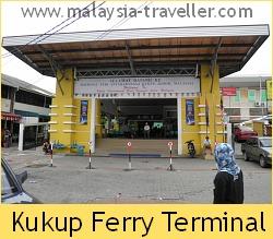 Kukup International Ferry Terminal