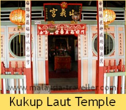 Kukup Laut Temple