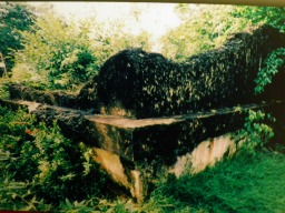 Remains of Labuan Government House