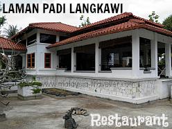 Laman Padi Langkawi restaurant