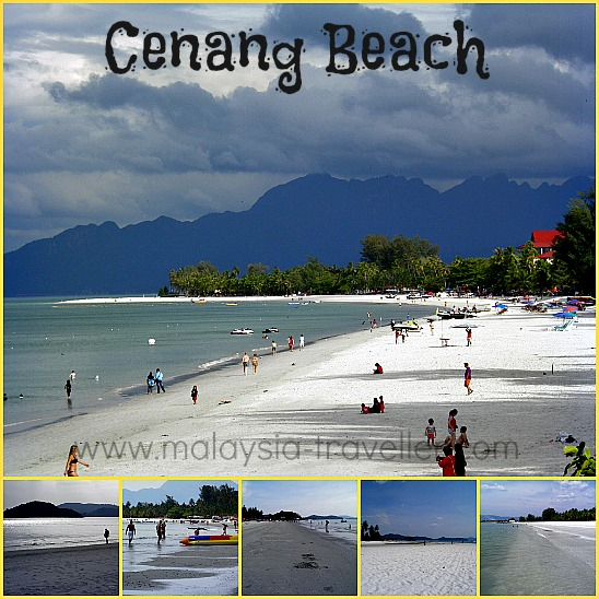 Langkawi Beaches Cenang Beach