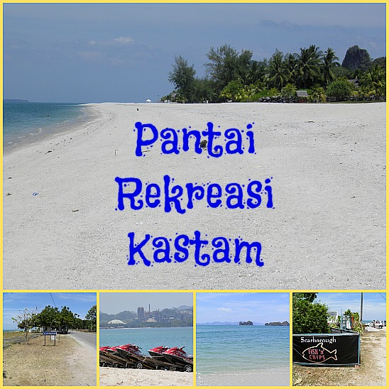 Langkawi Beaches Pantai Rekreasi Kastam