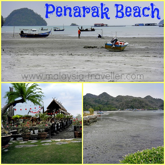 Langkawi Beaches Penarak Beach