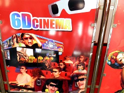 Langkawi Cable Car 6D Cinema