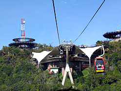 Langkawi Cable Car Top Station