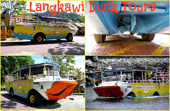 Langkawi Duck Tours