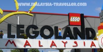Entrance to Legoland Malaysia