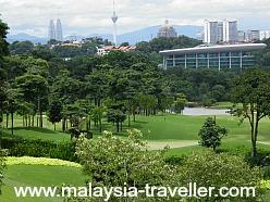View from Bukit Kiara