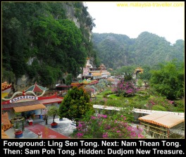 View from Ling Sen Tong.