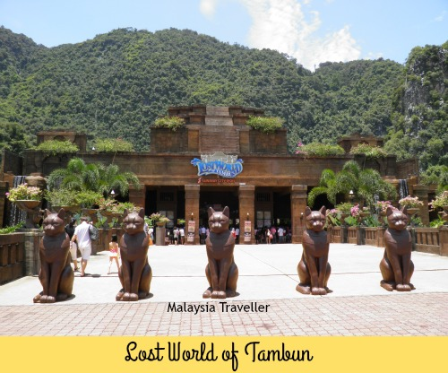 Lost world of tambun gumiabroncs Choice Image