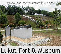Lukut Museum & Fort