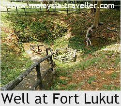 Fort Lukut Well