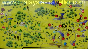 Map of Malaysia Agriculture Park