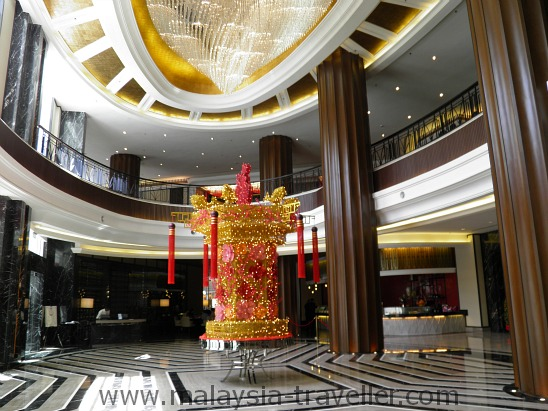 Foyer of the Majestic KL