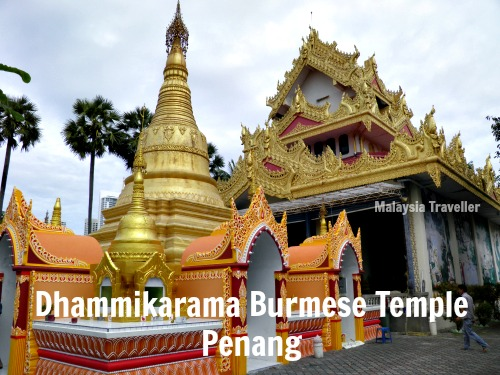 Malaysian Thai Temples - List of Thai & Burmese Buddhist