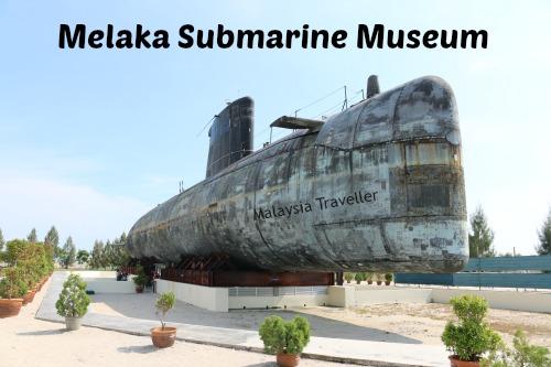 Submarine Museum Malacca