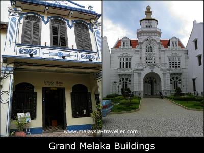 Grand Buildings in Heeren Street